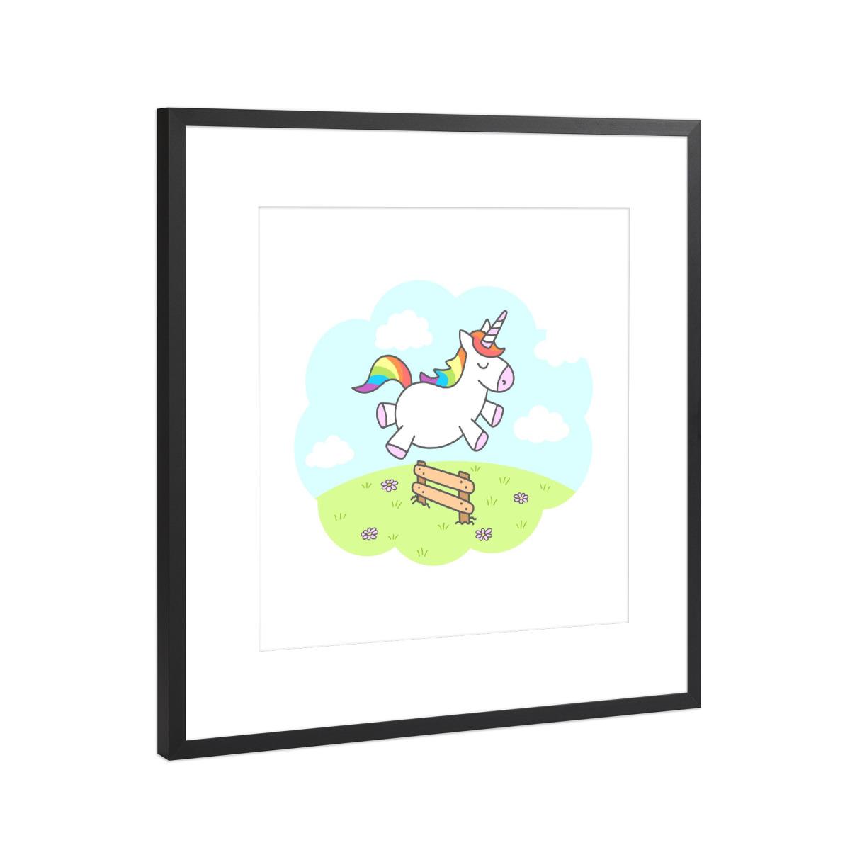 Unicorn Dream als Gerahmt bei artboxONE kaufen