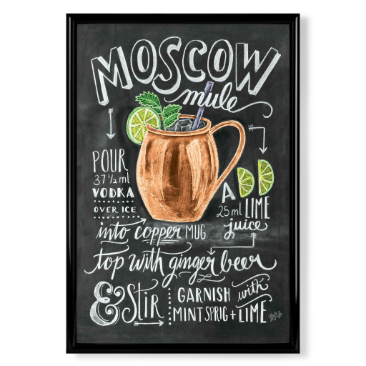 Moscow Mule Poster