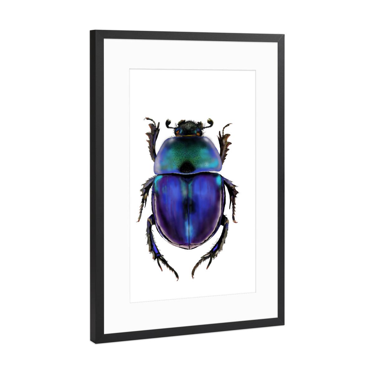 Käfer als Gerahmt bei artboxONE kaufen