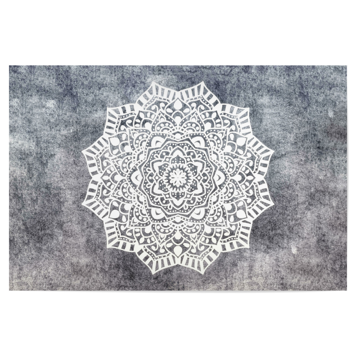 Fancy Boho Mandala Als Poster Bei Artboxone Kaufen