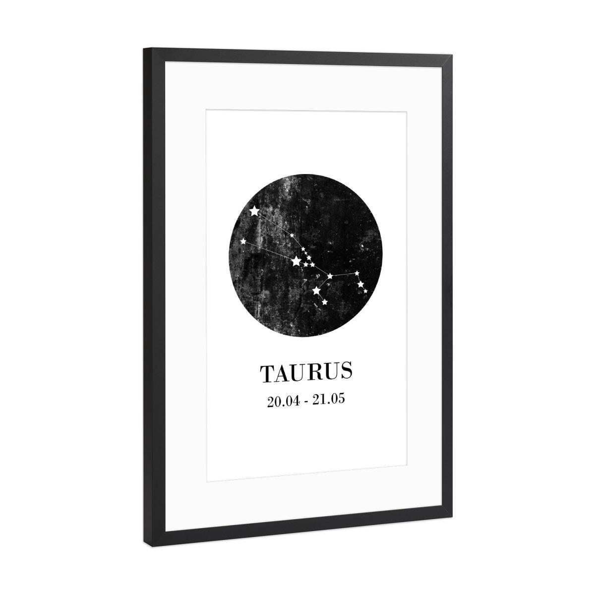 Taurus als Gerahmt bei artboxONE kaufen