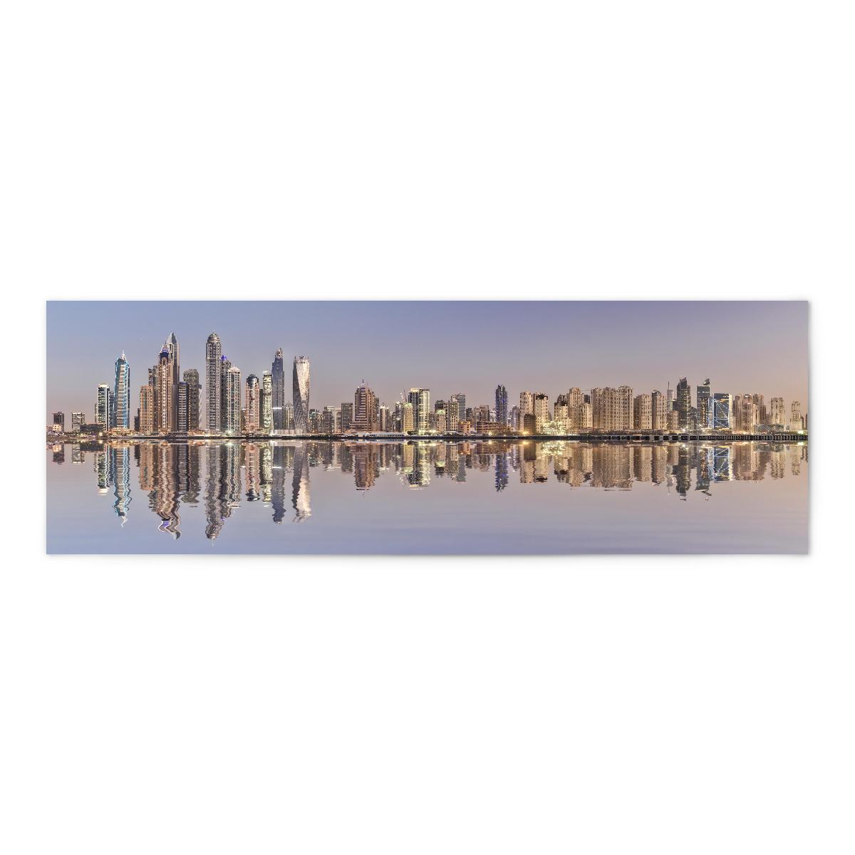 Wandfarbe Farbpalette Toom Eine Graue Farbpalette: Dubai Panorama Als Poster Bei ArtboxONE Kaufen
