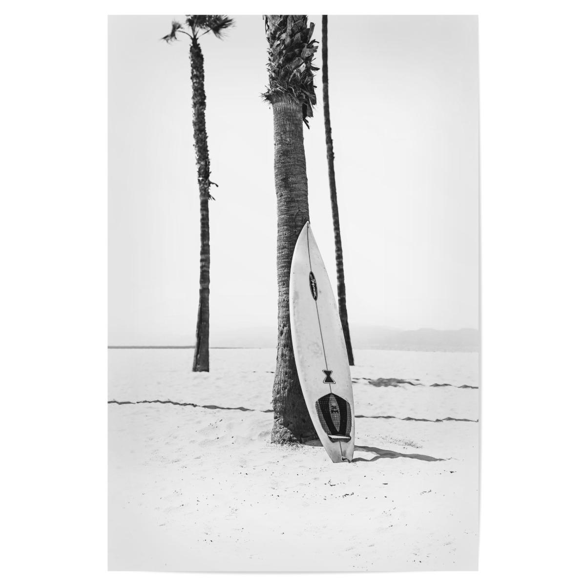 Wandfarbe Farbpalette Toom Eine Graue Farbpalette: SURF BW Als Poster Bei ArtboxONE Kaufen